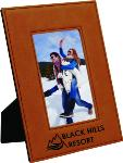 Rawhide Laserable Leatherette Picture Frame