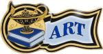 Art Scholastic Award Pin